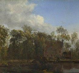 A Farm among Trees