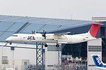 Japan Air Commuter, DHC-8-400, JA851C (21937025461).jpg
