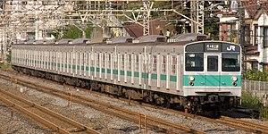 国鉄203系電車's relation image