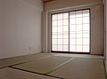 Japanese room with tatami mats.jpg