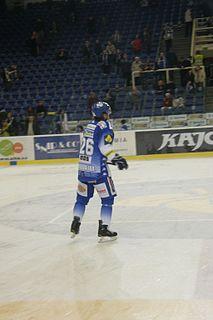 Jaroslav Svoboda Czech ice hockey player
