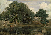 Jean-Baptiste-Camille Corot - Forest of Fontainebleau - Google Art Project.jpg