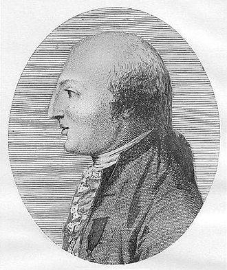 Jean-Baptiste-Gaspard d'Ansse de Villoison - Jean-Baptiste-Gaspard d'Ansse de Villoison