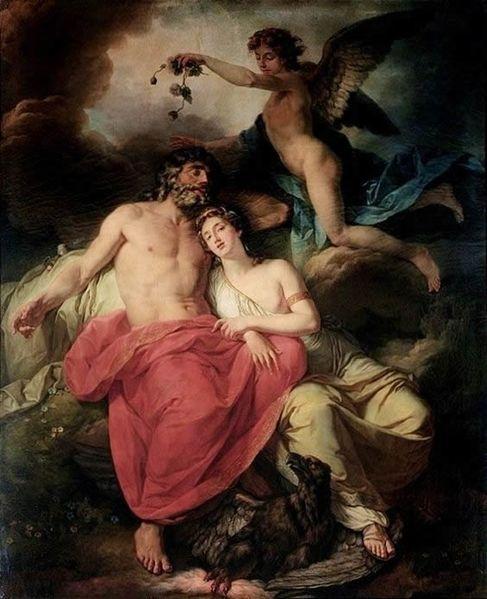 File:Jean-Jacques-François Le Barbier - Jupiter Asleep on Mount Ida, 1785.jpg