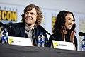 Jed Whedon & Maurissa Tancharoen (48379447977).jpg