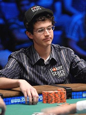 Jeff Williams (poker player) - Image: Jeff Williams 2008