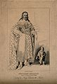 Jeffery Hudson, a dwarf, aged thirty. Stipple engraving by R Wellcome V0007134ER.jpg