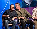 Jeffrey Combs Casey Biggs Star Trek Convention Las Vegas 20110812 2.jpg