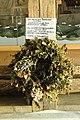 Jelení Vrchy, expozice v památníku Schwarzenberského plavebního kanálu, věnec.jpg