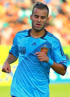 Jesé Spanish association football player