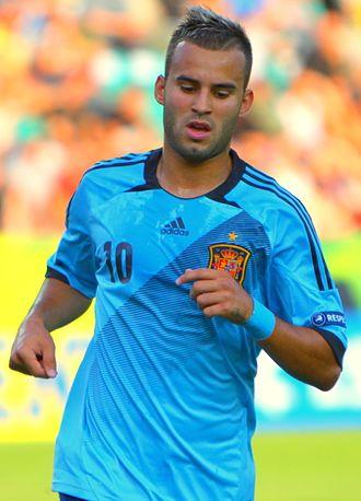 Jesé - Jesé Rodríguez (cropped)