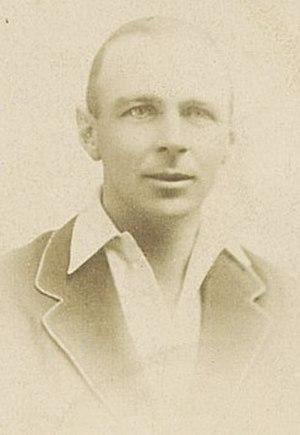 Jack Gregory (cricketer) - Image: Jgregory