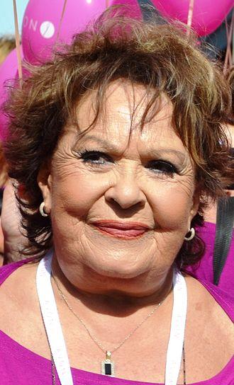 Jiřina Bohdalová - Jiřina Bohdalová in 2013