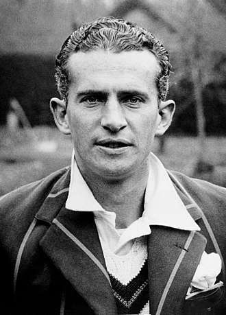 Jim Christy (cricketer) - Image: Jim Christy 1935
