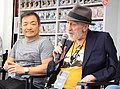 Jim Lee and Frank Miller at SXSW 2018 (25887388657).jpg
