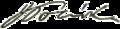 Jiri Polivka signature.png