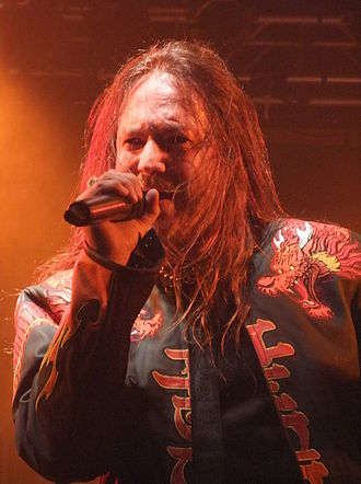 Warlord (band) - Former vocalist Joacim Cans