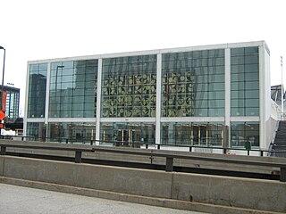 Harris Theater (Chicago) Theater in Millenium Park, Chicago, Illinois, United States