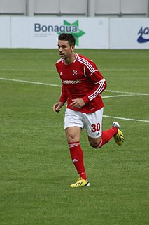 Joel Bertoti Padilha Brazilian footballer