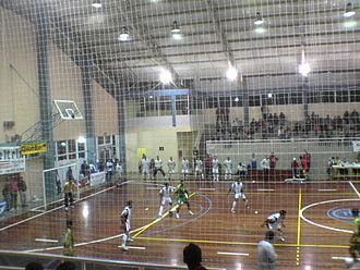 Futsal - Wikipedia bahasa Indonesia, ensiklopedia bebas