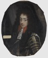 Johan Georg IV, 1668-1697, kurfurste av Sachsen (David von Krafft) - Nationalmuseum - 15562.tif