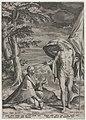 Johan sadeler-Cristo apareciéndose a la Magdalena.jpg