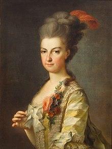 Erzherzogin Maria Christina von Österreich, Herzogin von Teschen (Quelle: Wikimedia)