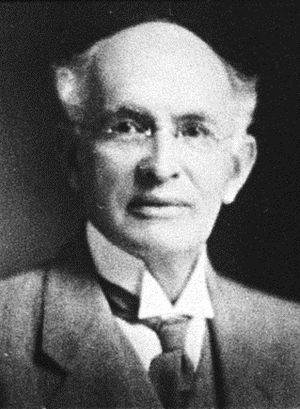 John Andrew MacPherson - MacPherson in 1928.