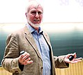 John O'Keefe, 2014 Nobel Prize physiologist for discovering the brain's positioning system.