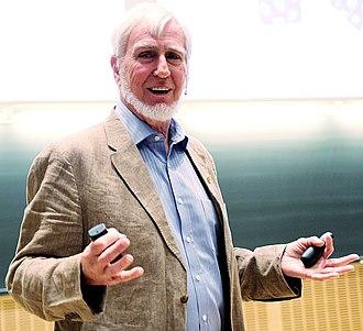 John O'Keefe (neuroscientist) - O'Keefe in September 2014