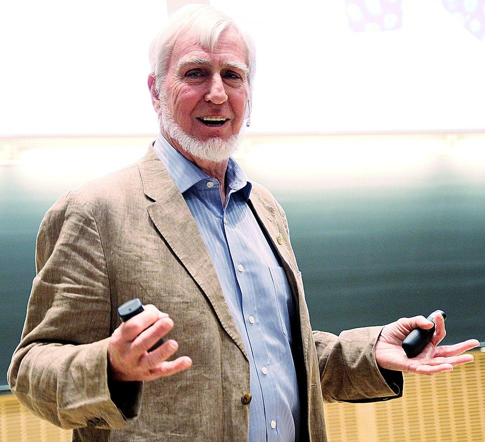 John O%27Keefe (neuroscientist) 2014
