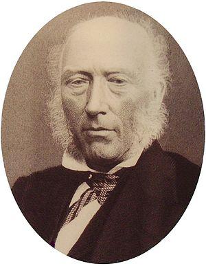 John Phillips (geologist) - Portrait