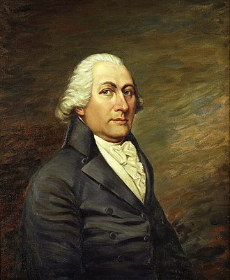 1st United States Congress - Senate President pro tempore John Langdon