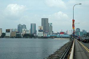 Johor - Johor Bahru, the capital of Johor.