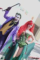 Joker and Poison Ivy (8606909752).jpg