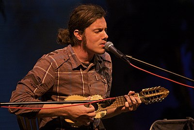 Picture of a band or musician: Josh Garrels