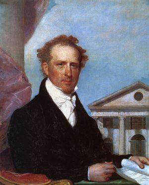 Josiah Quincy III - Josiah Quincy, oil on canvas, Gilbert Stuart, 1824–1825. Museum of Fine Arts, Boston