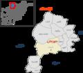 Jowzjan districts FA.png