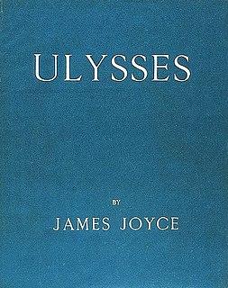 <i>Ulysses</i> (novel) Novel by the Irish author James Joyce (1922)