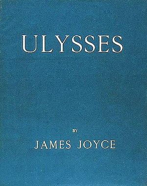 Ulysses (novel) - First edition