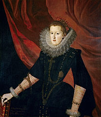 Margarita de Austria reina de España