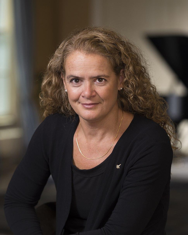 Julie Payette 2017