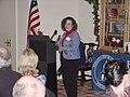 Julie V. Speaks about working with Elaine (5797740).jpg