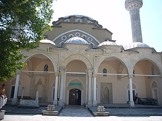 Juma-Jami Mosque, Yevpatoria - Image: Juma Mosque Eupatoria