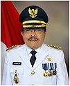 Junaedi (birokrat), Bupati Administrasi Kepulauan Seribu.jpg