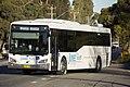 Junee Buses (6689 MO) Express bodied Volvo B7RLE on Tarcutta Street, Wagga Wagga.jpg