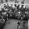 Kö vid MEA 1940-tal.jpg