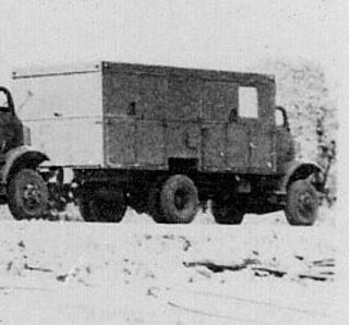 K-31 truck - WikiMili, The Free Encyclopedia