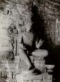 KITLV - 82391 - Kurkdjian - Soerabaja - Statue in a temple of Prambanan near Yogyakarta - circa 1910.tif