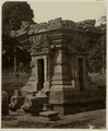 KITLV 28331 - Isidore van Kinsbergen - Small temple opposite Panataran near Blitar - 1867-02-1867-06.tif